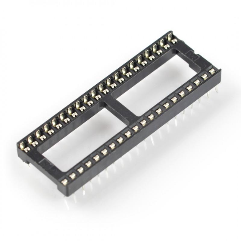 Podstawka do układów DIP 40 pin zwykła - 5szt.