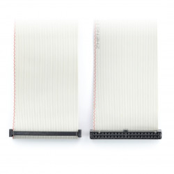 Przewód IDC 40 pin żeńsko-żeński 15 cm Raspberry Pi 2/B+