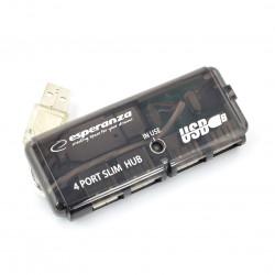 HUB USB 2.0 4-porty Esperanza EA-112