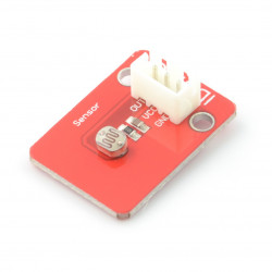 Iduino module with photoresistor + cable - analog