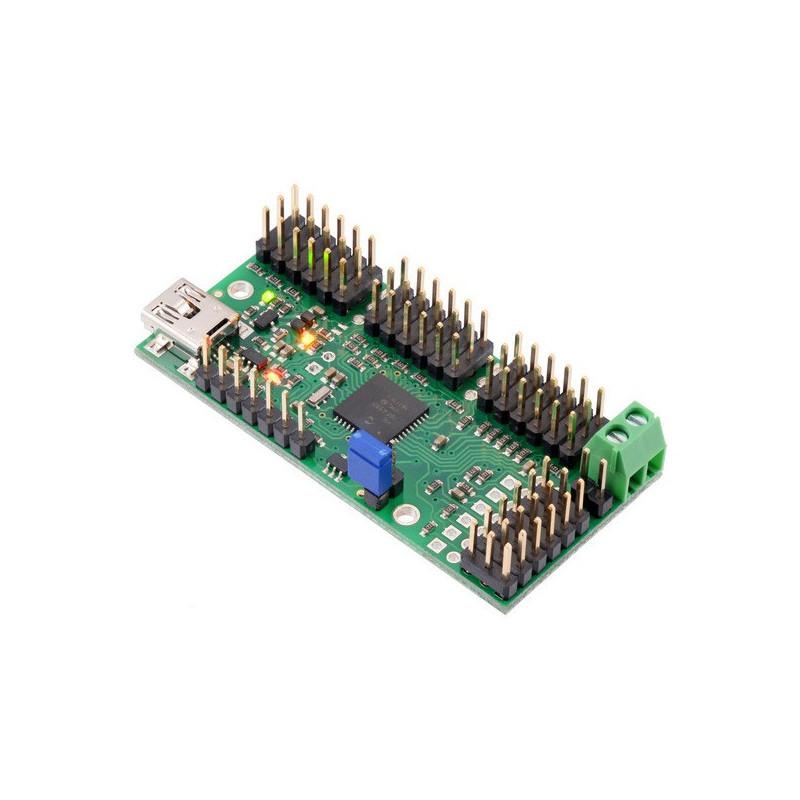 Micro Maestro USB 24-channel servo driver - Pololu 1356