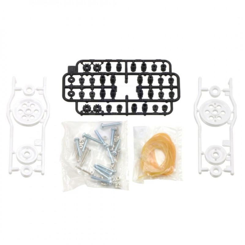 Tamiya 70140 belt gearbox