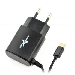 Zasilacz Extreme USB 3.1 typ C 5V / 3,1A