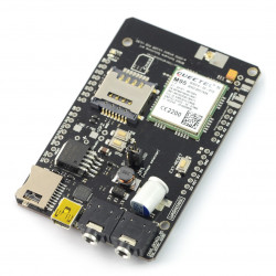 A-GSM II Shield GSM/GPRS/SMS/DTMF v.2.105 - do Arduino i Raspberry Pi