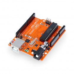 Iduino Uno - compatible with Arduino + USB wire