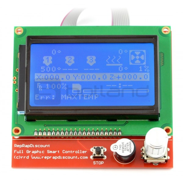 Smart controller Reprap 3D Ramps 1 4 LCD 12864