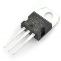 Stabilizer LDO 3.3 V LF33CV - THT TO220