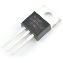 N-MOSFET IRL540NPBF - DIP