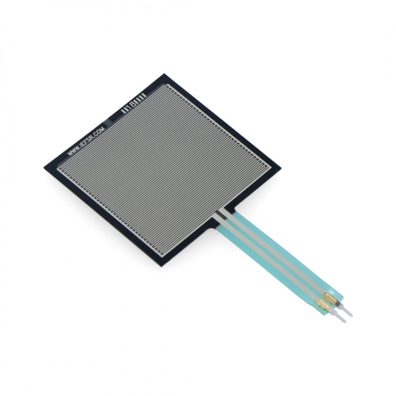 Force sensor FSR-406 - 2kg square 38mm*