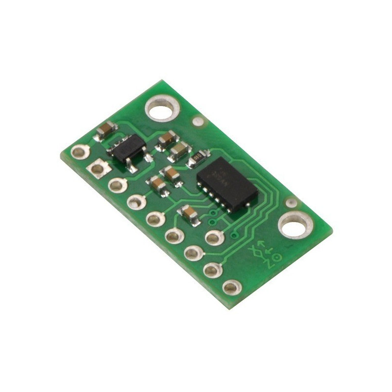 Pololu MMA7361LC 3-axis analog accelerometer with reg.*