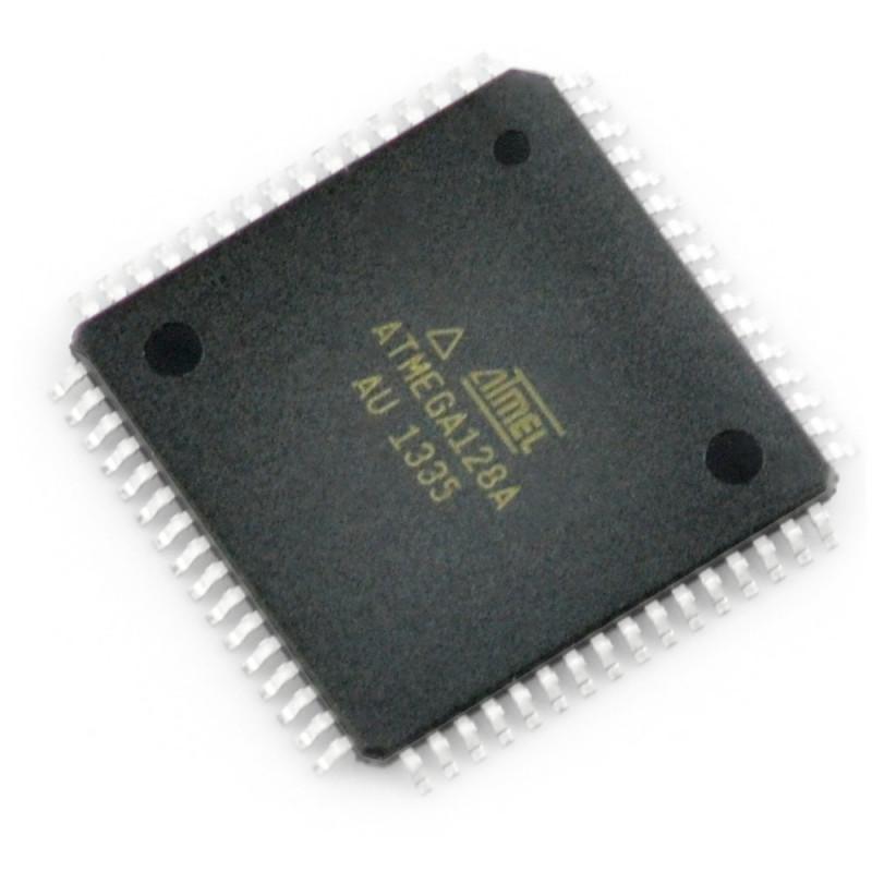 AVR microcontroller - ATmega128A-AU SMD_