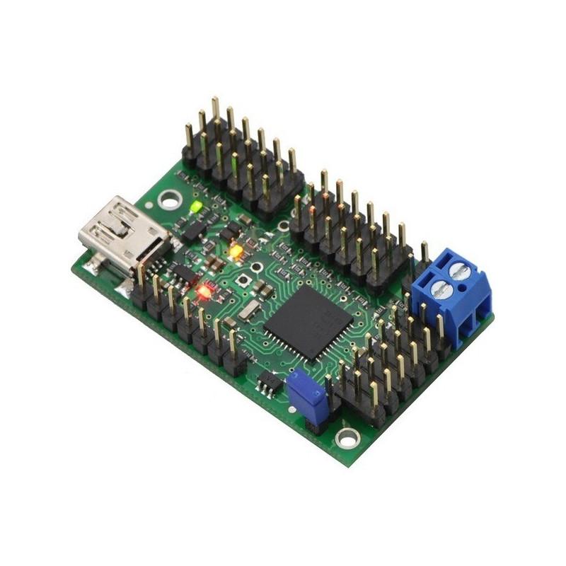 Micro Maestro USB 18-channel servo driver - Pololu 1354