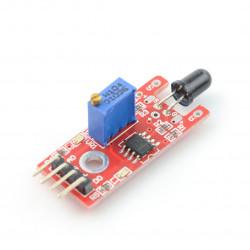 Iduino flame sensor - 760-1100nm