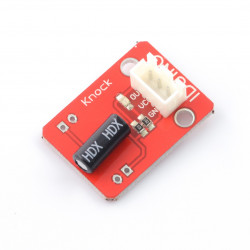 Tilt / shock sensor with ball - Iduino module + 3-pin wire