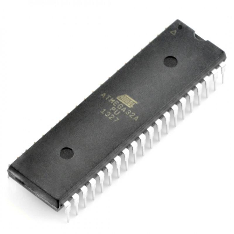 AVR microcontroller - ATmega32A-PU - DIP_