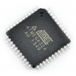 The AVR - ATmega32A-AU SMD