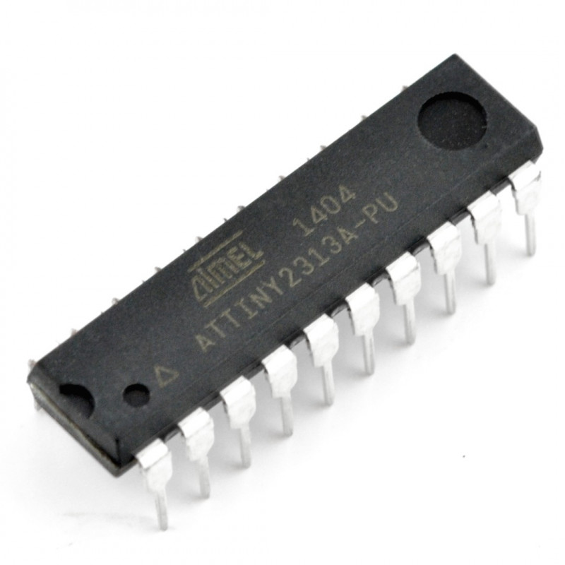 AVR microcontroller - ATtiny2313A-PU_