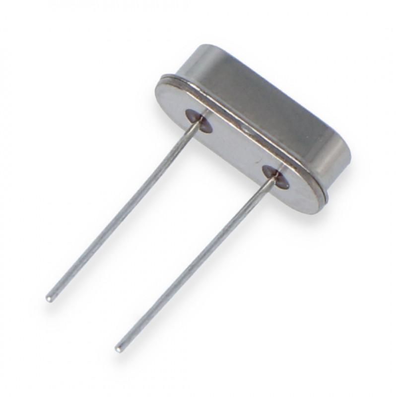 Rezonator kwarcowy 8MHz - HC49 - niski