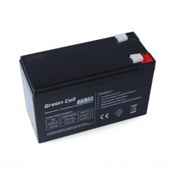 Akumulator żelowy 12V 7Ah Green Cell