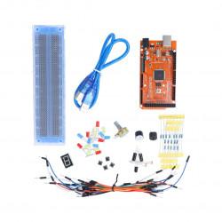 Zestaw elementów elektronicznych dla Arduino + Iduino Mega KTS16