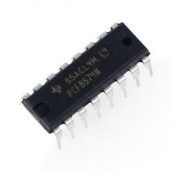PCF8574 - ekspander wyprowadzeń mikrokontrolera