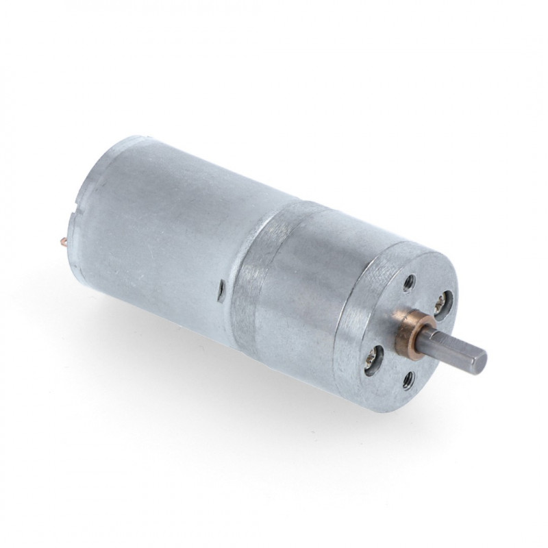 Pololu 25Dx54L HP Motor with 99:1 Gear 6V 100RPM