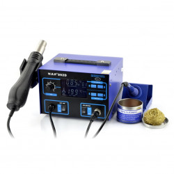 Soldering station WEP 992D fan