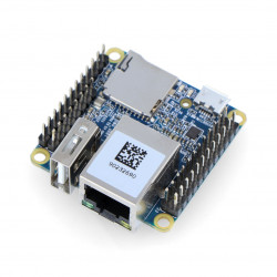 NanoPi NEO v1.4 - Allwinner H3 Quad-Core 1,2GHz + 512MB RAM - with headers