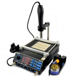 Soldering station 853AAA - 3 in 1