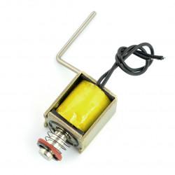 Elektromagnes wypychający 12V 0,5kg