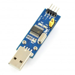 Konwerter USB-UART PL2303 - wtyk USB