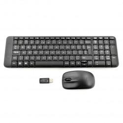 Zestaw bezprzewodowy Logitech MK220 klawiatura + mysz