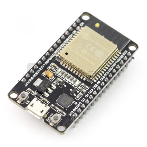 ESP32 WiFi + BT 4 2- platforma z modułem ESP-WROOM-32 zgodny z ESP32-DevKit