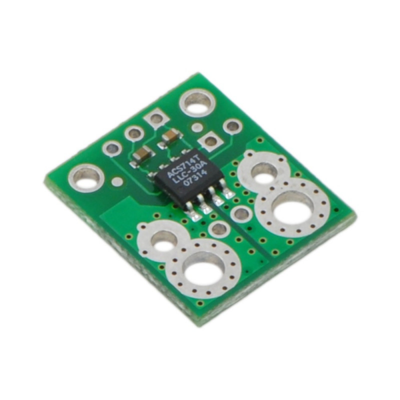 Pololu ACS714 current sensor -30A to + 30A*