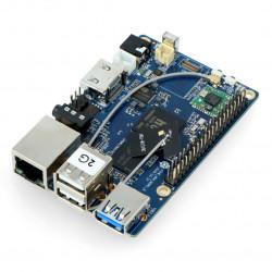 Pine H64 Model B WiFi Bluetooth- Allwinner H6 Cortex A53 Quad-Core + 2GB RAM