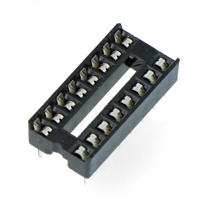 Podstawka do układów DIP 16 pin zwykła - 5szt.