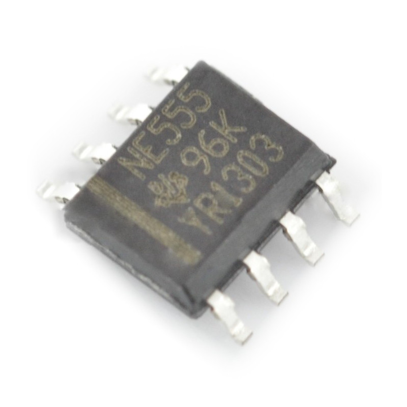 NE555 - universal timing integrated circuit - SMD