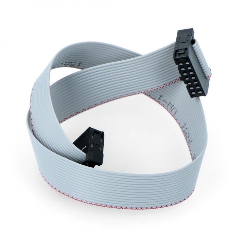 IDC 14 pin female-female cable - 30 cm*