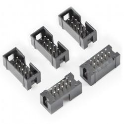 Wtyk IDC 10 pin prosty - 5 szt.