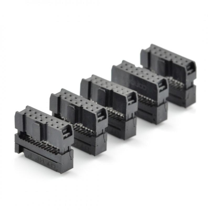 IDC 14pin socket for tape - 5pcs*