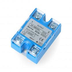 Solid state relay SSR BERME BEM-60DA 60A 480VAC / 60A 32VDC