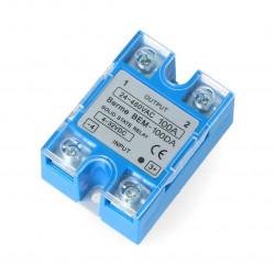Solid state relay SSR BERME BEM-100DA 480VAC / 32VDC