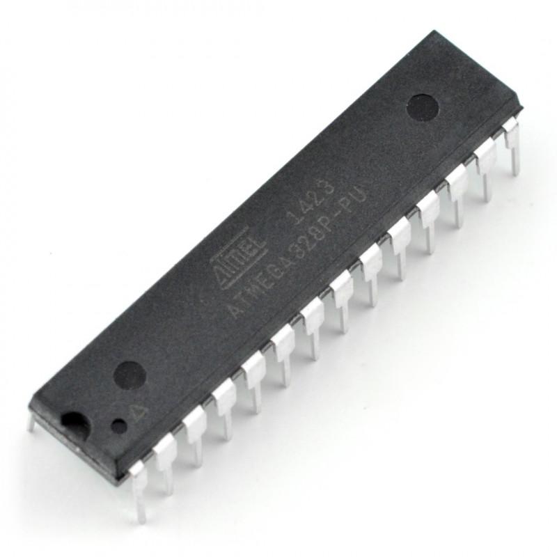 AVR microcontroller - ATmega328P-U DIP*