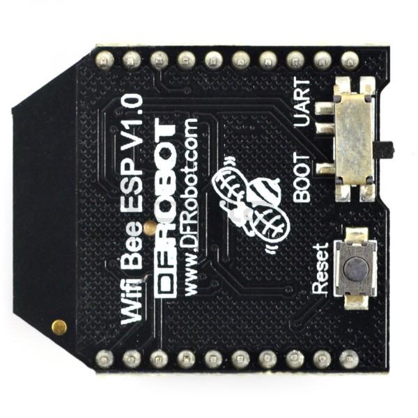 Wifi Bee ESP8266 WiFi module DFrobot Xbee in size*