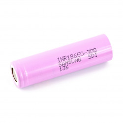 Ogniwo 18650 Li-Ion Samsung INR18650-30Q 3000mAh