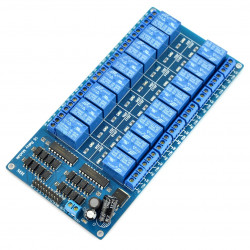 16 channel relay module 12V