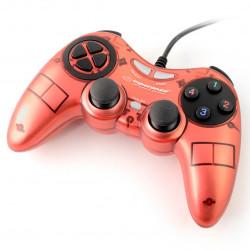 Gamepad Fighter - Czerwony