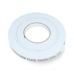 Double sided foam tape 15 mm x 3,5 m