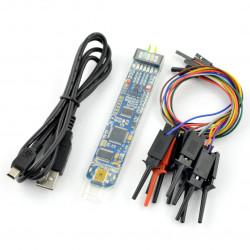 BitScope Micro M5 - oscyloskop, analizator stanów logicznych USB