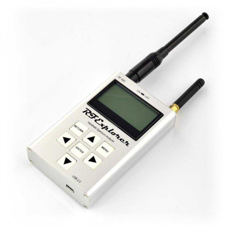Przenośny analizator widma RF Explorer - 3G Combo + etui